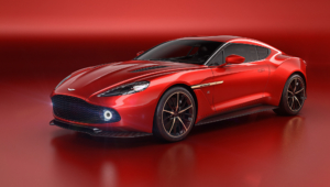 Aston Martin Vanquish Zagato Concept Wallpapers HD