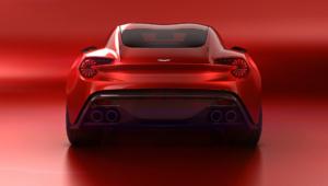 Aston Martin Vanquish Zagato Concept Widescreen