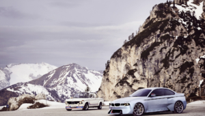 BMW 2002 Hommage Photos