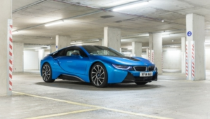 BMW I8 4K