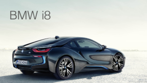 BMW I8 Background