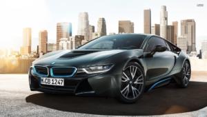 BMW I8 HD
