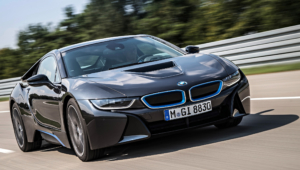 BMW I8 HD Wallpaper