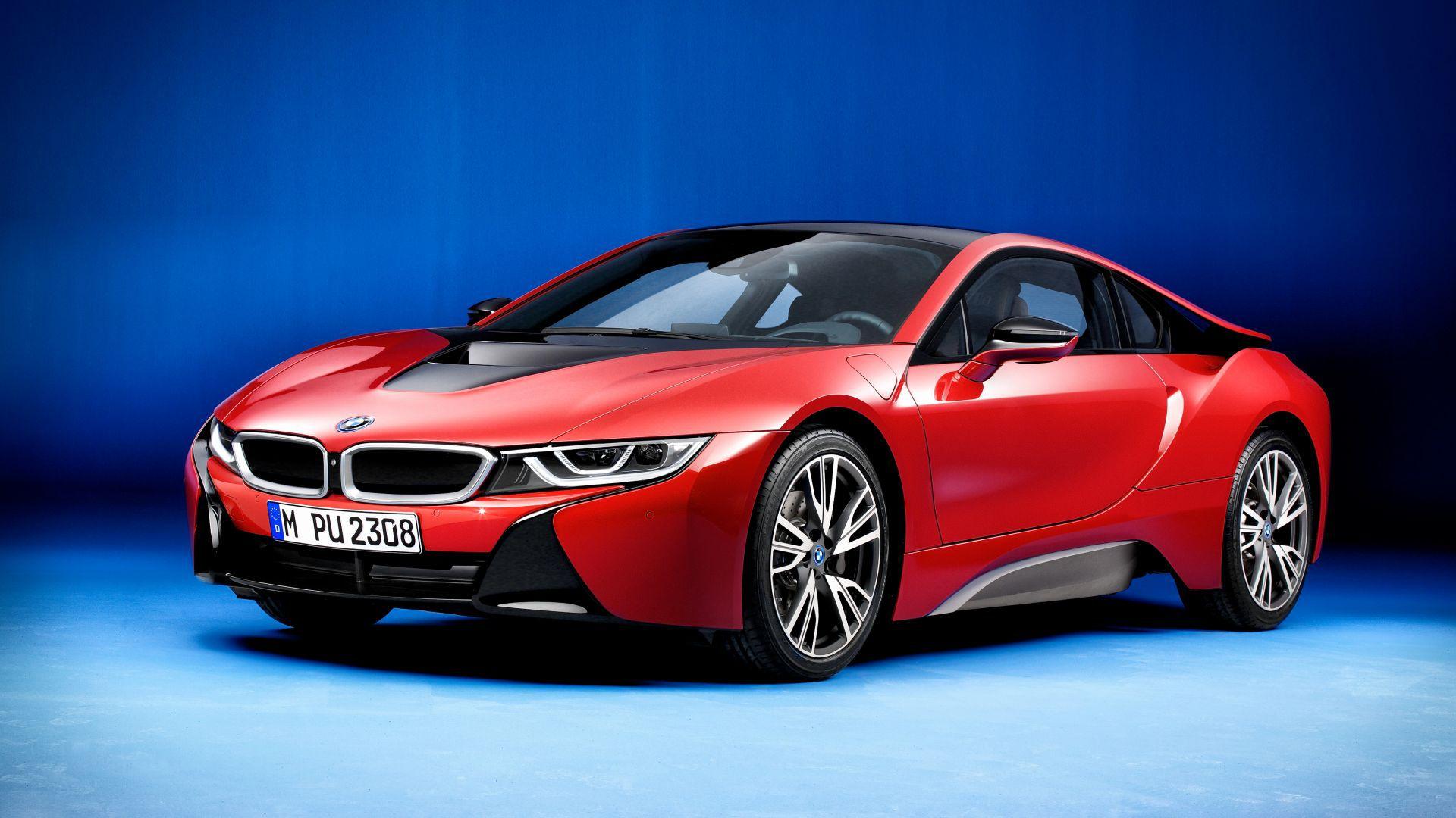 BMW I8 Photos