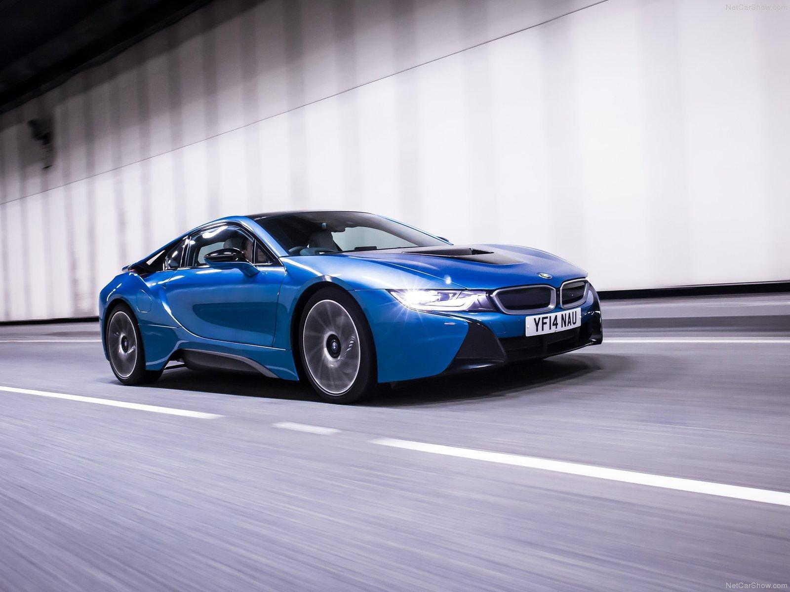 BMW I8 For Desktop