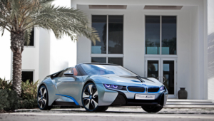 BMW I8 Spyder Computer Wallpaper