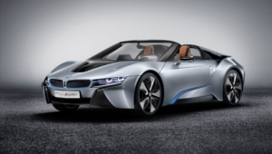 BMW I8 Spyder HD Wallpaper