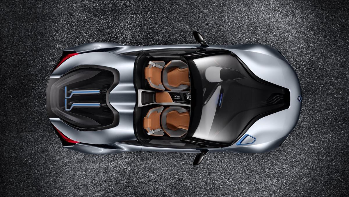BMW I8 Spyder High Definition Wallpapers