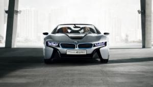 BMW I8 Spyder Images