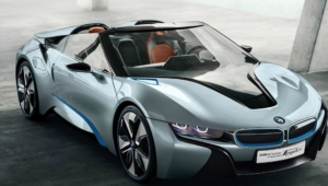 BMW I8 Spyder Photos