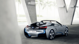 BMW I8 Spyder Pictures