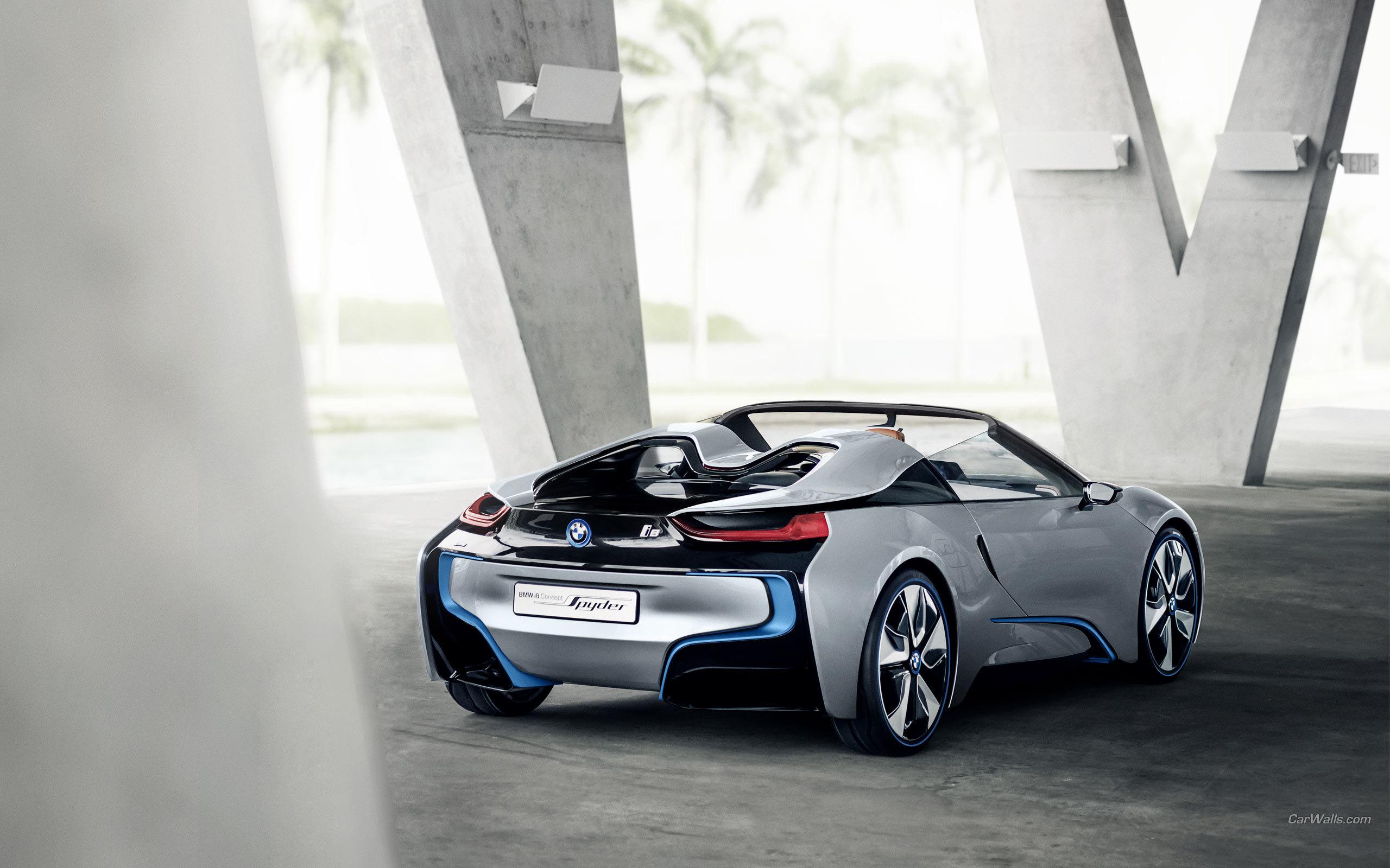 BMW I8 Spyder Pictures