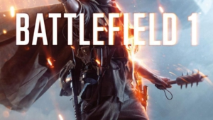 Battlefield 1 Box Art