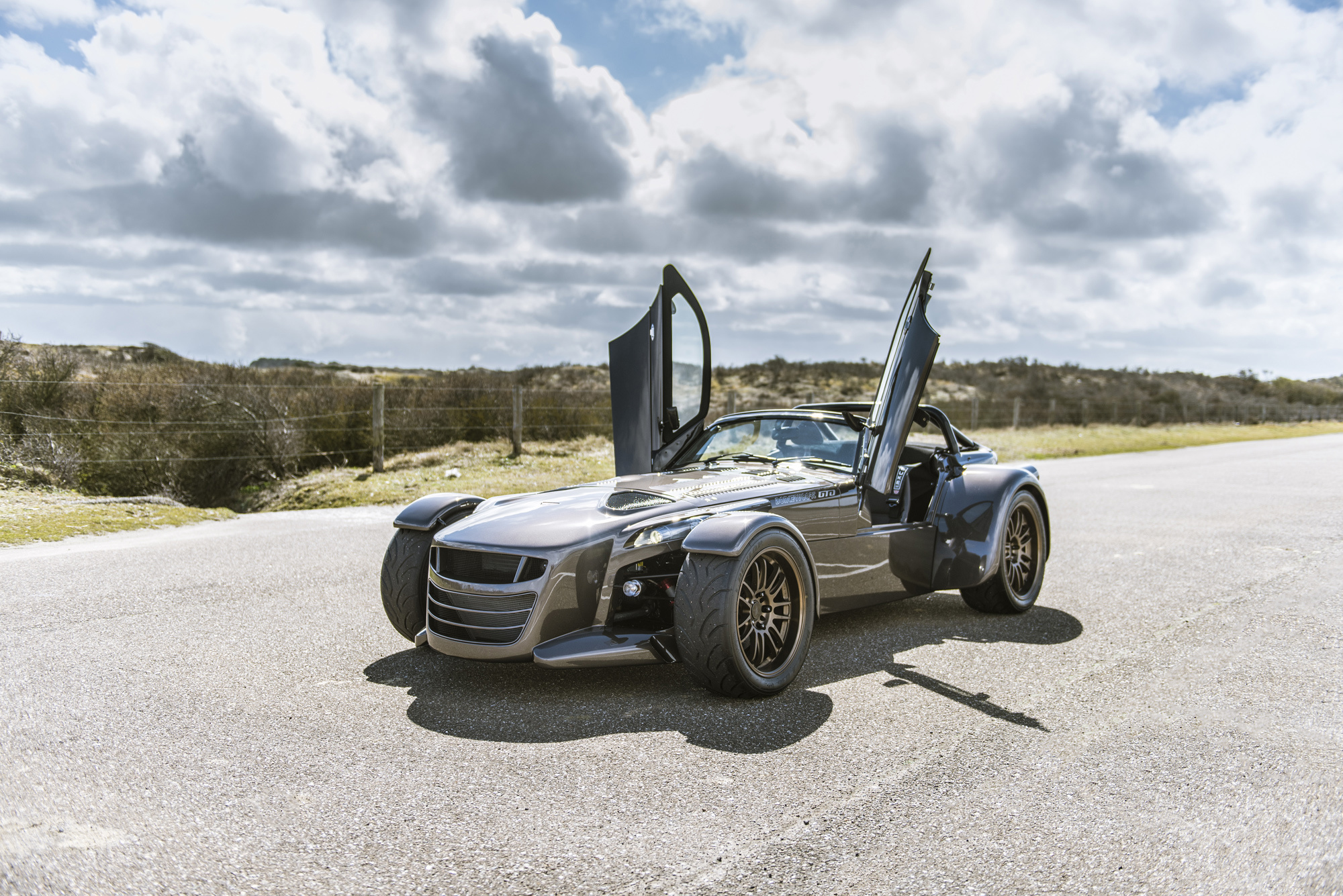 Donkervoort D8 Gto Rs Wallpapers Images Photos Pictures