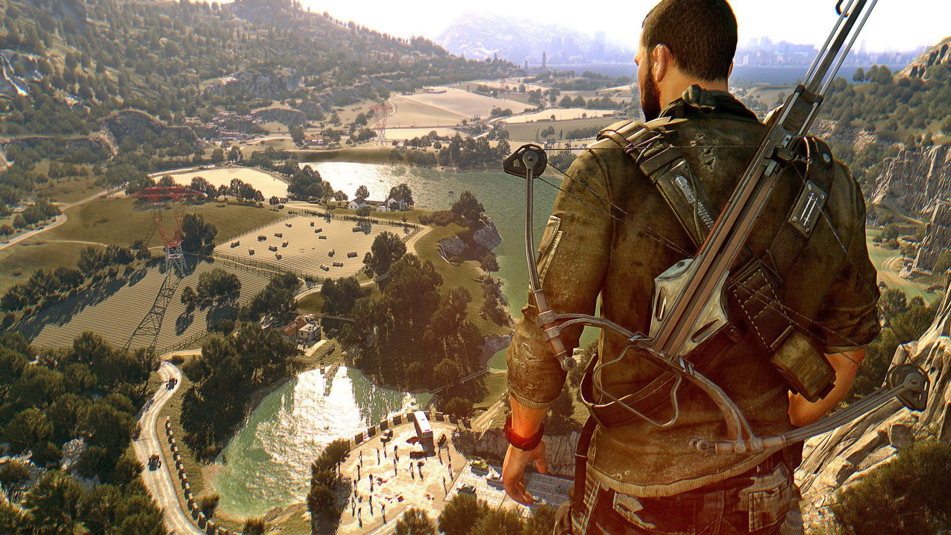 From Dying Light: the Following