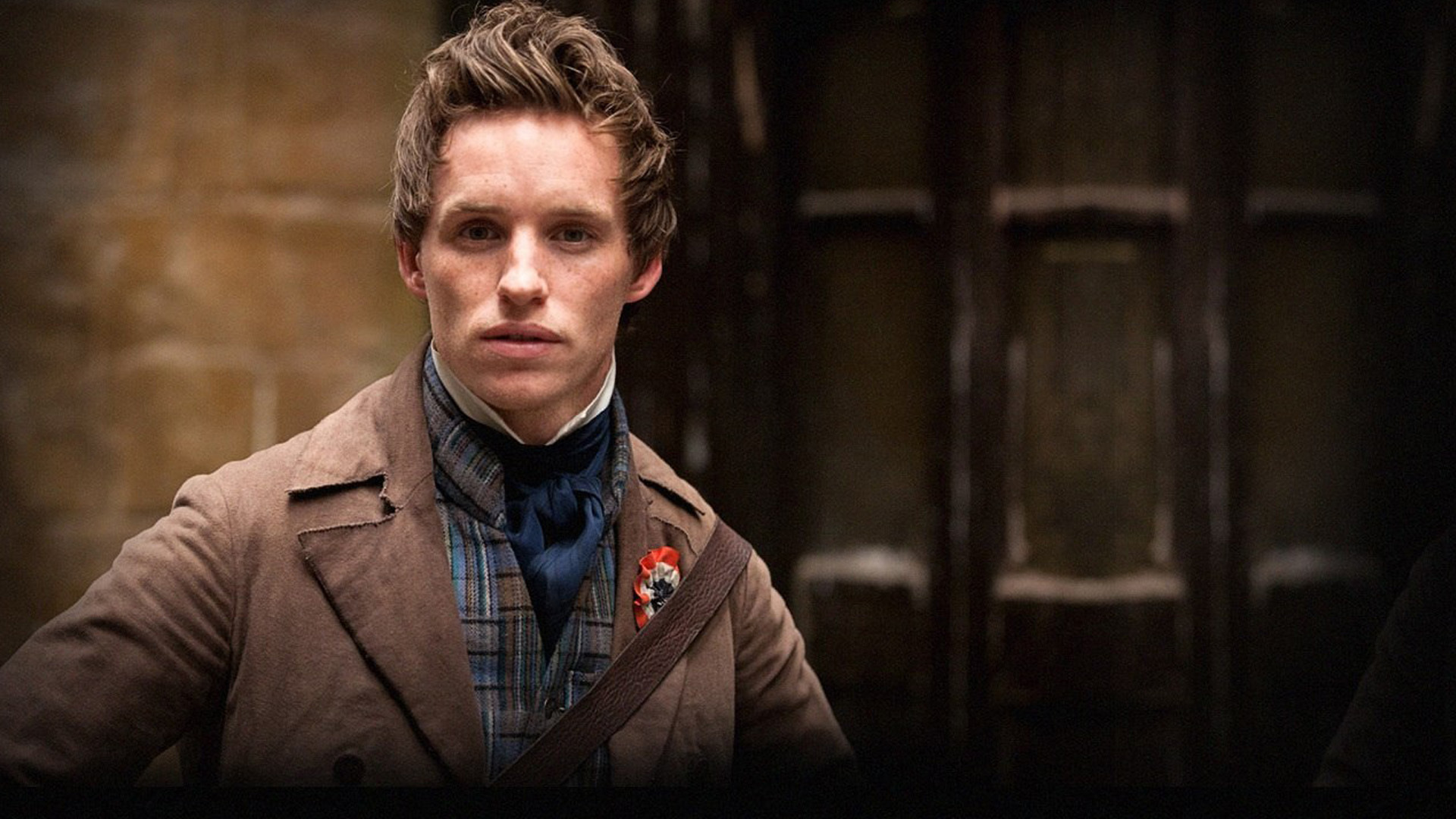 eddie red ne les miserables marius les miseacuterables 2012 imdb