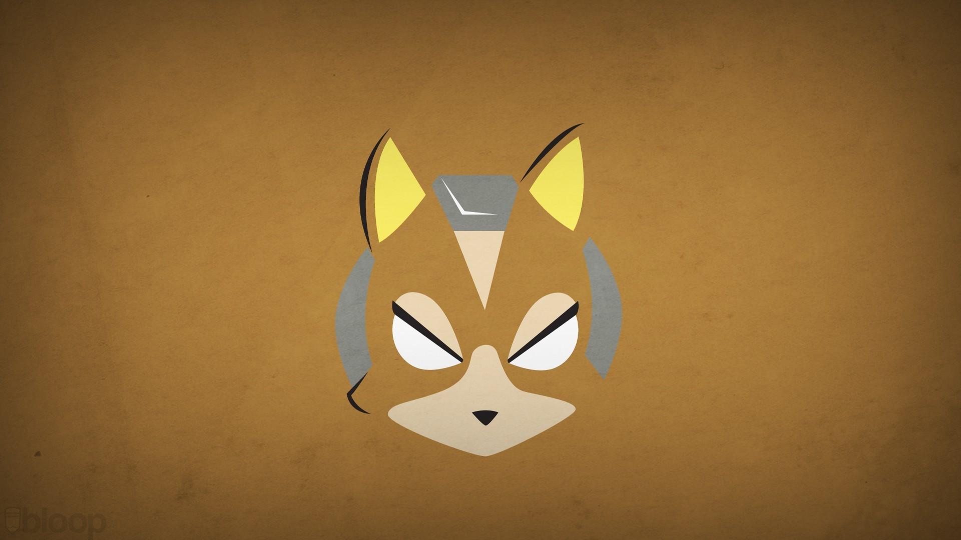 Fox McCloud Minimalism Blo0p