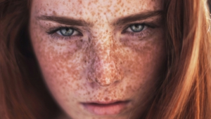 Freckled Girls High Definition