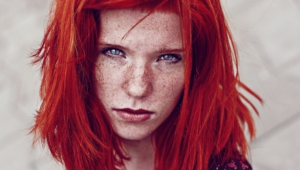Freckled Girls Images