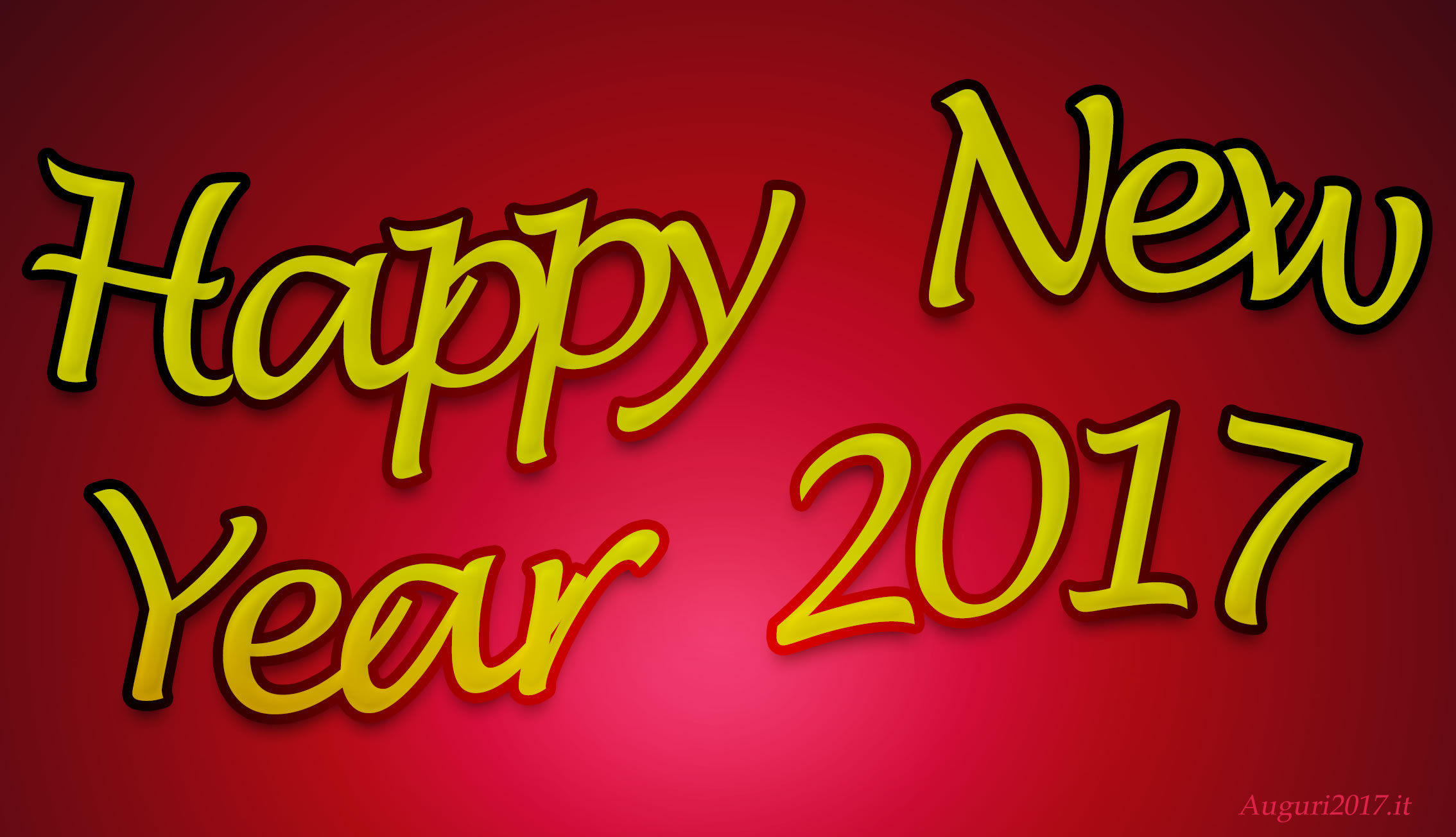 Happy New Year 2017 Wallpapers Images Photos Pictures ...