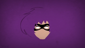 Hit Girl Blo0p Minimalism