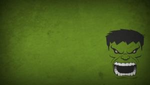 Hulk Blo0p Minimalism