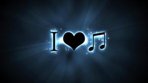 I Love Music Photos