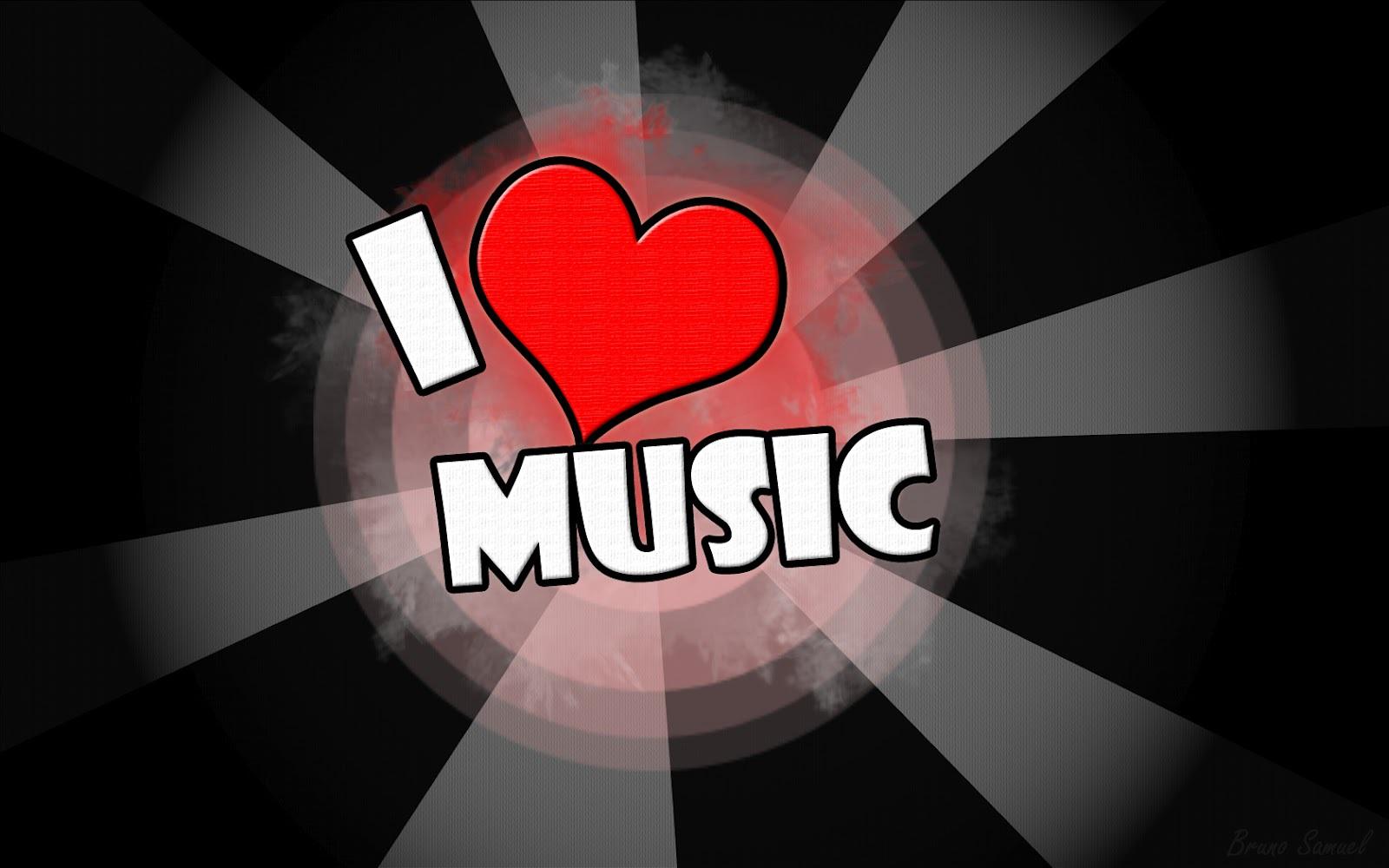 I Love Music Art 13
