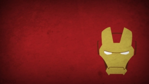 Iron Man Minimalism Blo0p