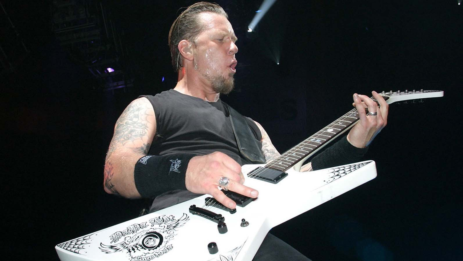 James Hetfield Wallpaper