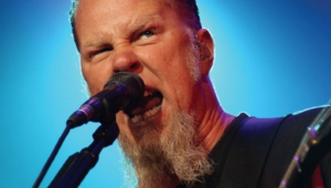 James Hetfield Widescreen
