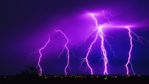 Lightning HD Wallpaper