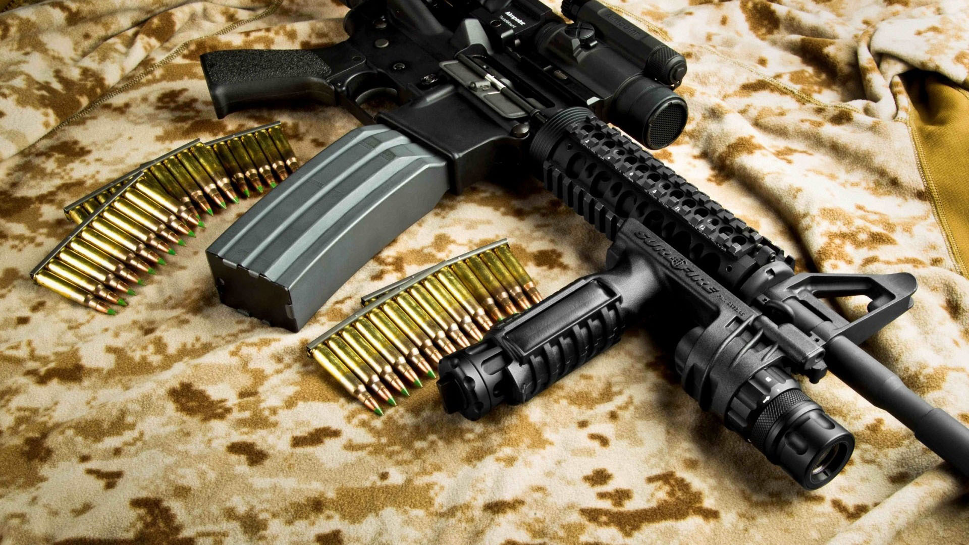 M16 High Definition Wallpapers