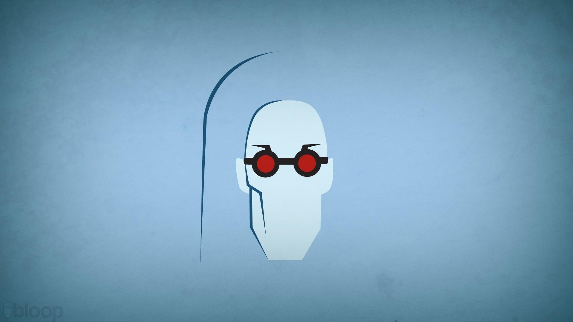 Mr. Freeze Blo0p Minimalism