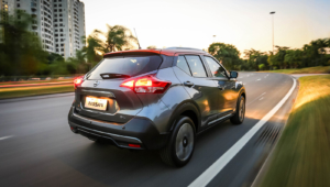 Nissan Kicks Photos
