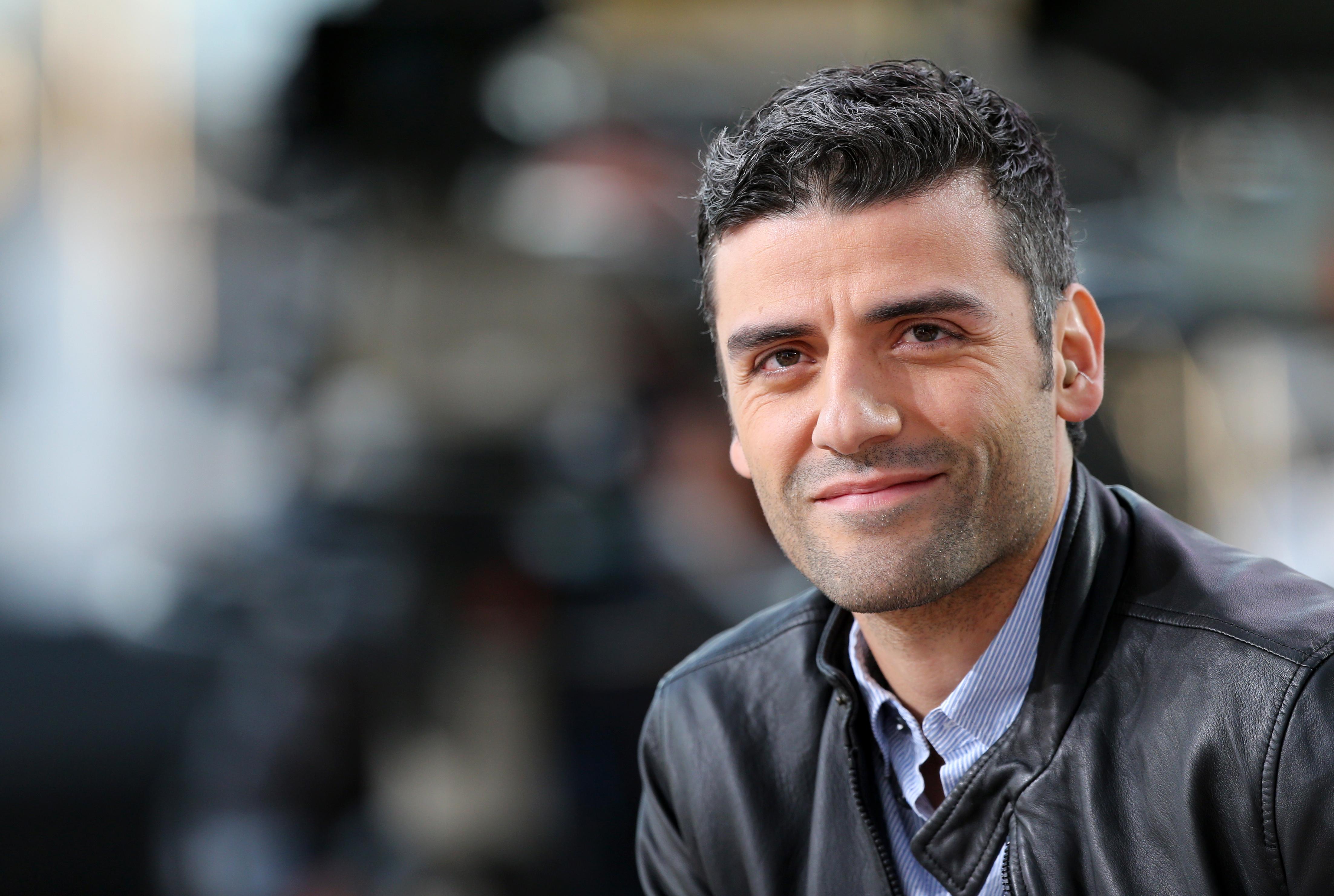 Oscar Isaac Pictures