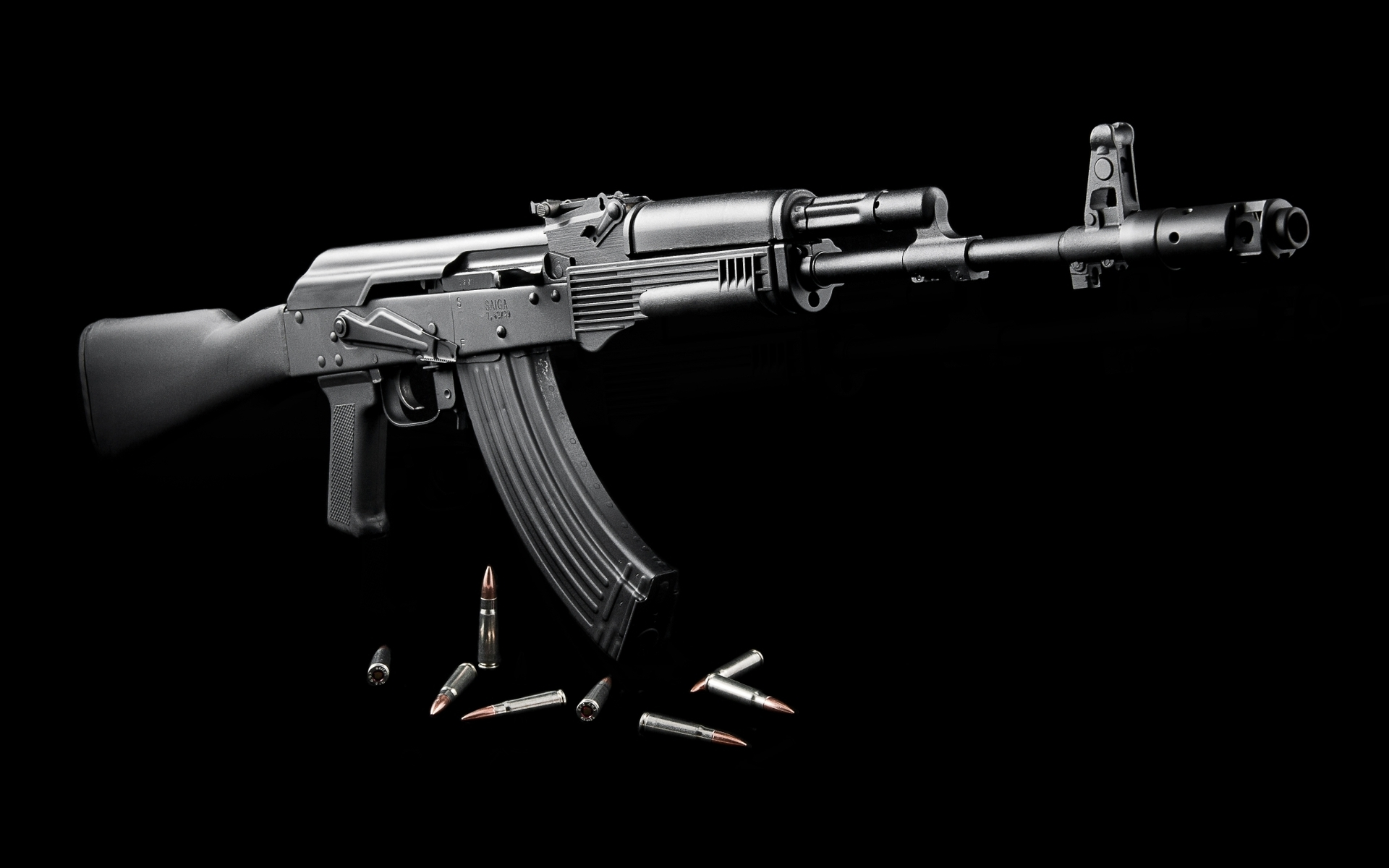 Pictures Of AK 47