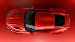 Pictures Of Aston Martin Vanquish Zagato Concept