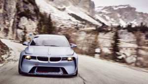 Pictures Of BMW 2002 Hommage