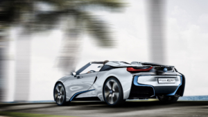 Pictures Of BMW I8 Spyder