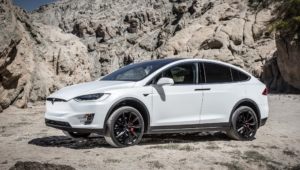 Pictures Of Tesla Model X