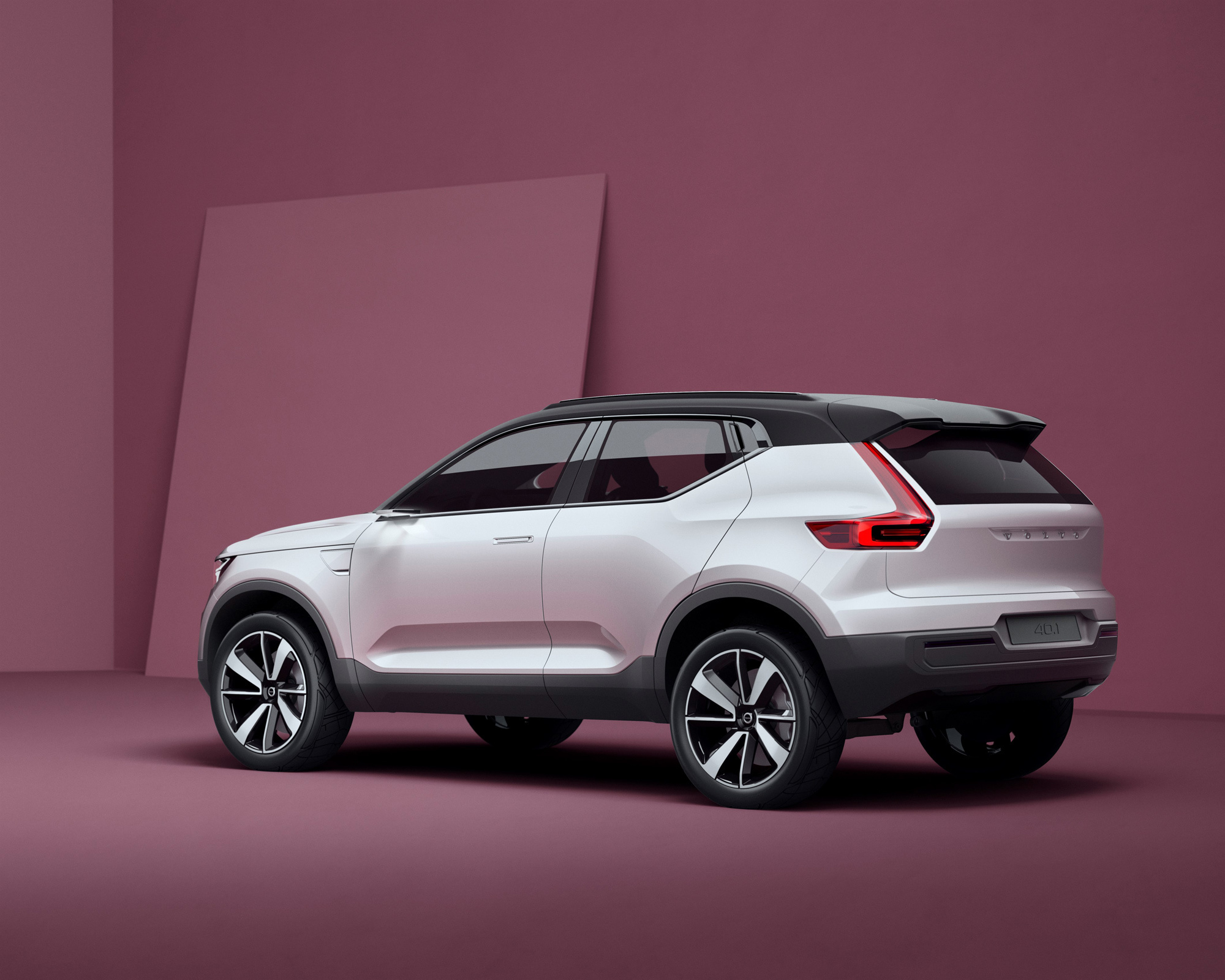 Pictures Of Volvo XC40 2017