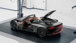Porsche 913 Concept Wallpaper