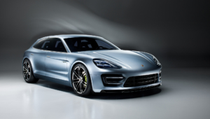 Porsche Panamera Sport Turismo 4K
