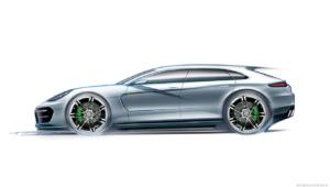 Porsche Panamera Sport Turismo HD