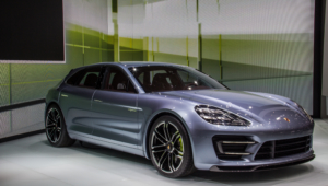 Porsche Panamera Sport Turismo Wallpapers