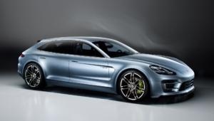 Porsche Panamera Sport Turismo Full HD