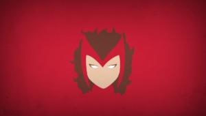 Scarlet Witch Blo0p Minimalism