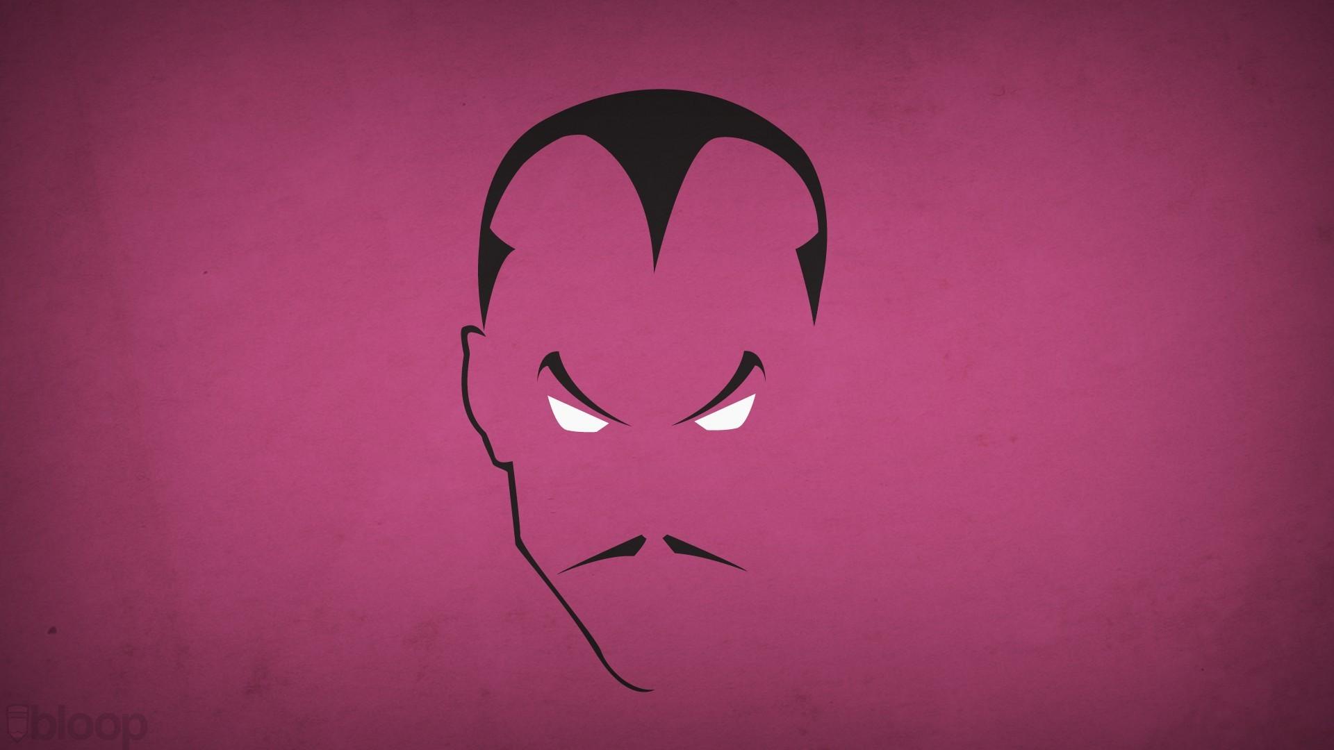 Sinestro Blo0p Minimalism