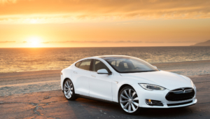 Tesla Model S Images